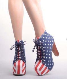 USA!! *----* QUE HERMOSOS ZAPATOOOOSSS!! LAS QUIERO MUCHISIMOOO!! *---* Y vos? @TiniStoesel