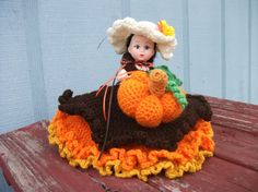 Fair Beauty Air Freshener Doll with Her Prize by PeggysPatch, $12.50