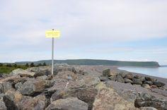 Danger Keep Off Rocks