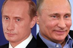 Before and after, Sochi edition: Did Russian president Vladimir Putin get ready for the 2014 Winter Olympics with Botox, filler and plastic surgery? http://beautyeditor.ca/2014/02/21/vladimir-putin-before-and-after/