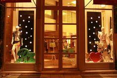 Resultado de imagen para vidrieras navideñas