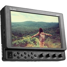 Ikan Finally Releases Its Pro Lineup of 4K Compatible On-Camera Monitors