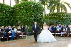An Ivory, Blush and Navy Wedding at Hyatt Regency Coconut Point Resort and Spa in Bonita Springs, Florida