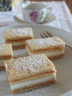 Cookbook Recipes, Cake Recipes, Dessert Recipes, Food Cakes, Hungarian Recipes, Cake Cookies, Sweet Recipes, Bakery, Food And Drink