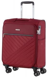 Handgepäckkoffer Travelite Jade dunkelrot 54cm 4-Rad Trolley - Bags & more Nylons, Bordeaux, Trolley, Suitcase, Jade, Dark Red, Bordeaux Wine, Suitcases, Nylon Stockings