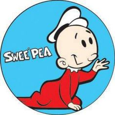Swee'pea from Popeye