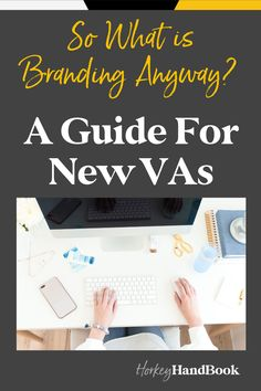 If you are ready to get started as a VA let us show you around the basics of building your brand! Your branding creates the first impression for your new clients (and hint - it is more than your logo!) so getting it right is going to help you get the clients you want to work with.