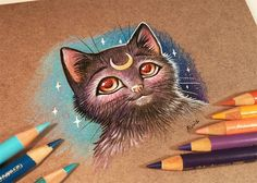 20 Stunning Color Pencil Drawings and illustrations by Alvia Alcedo   Read full article: http://webneel.com/color-pencil-drawings-alvia-alcedo   more http://webneel.com/daily   Follow us www.pinterest.com/webneel