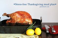 Recipes and tips for Thanksgiving!