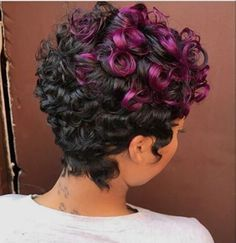 Nice cut and color by - blackhairinformat. Nice cut and color by - b Dope Hairstyles, My Hairstyle, Black Hairstyles, Layered Hairstyles, Medium Hairstyles, African Hairstyles, Hairstyle Ideas, Braided Hairstyles, Wedding Hairstyles