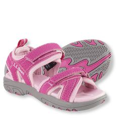 Toddler Girls' Cool Wave Sandals: Sandals and Water Shoes   Free Shipping at L.L.Bean