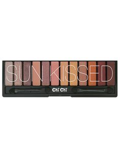 Chi Chi Glamorous Eyeshadow Palette - Sunkissed product photo