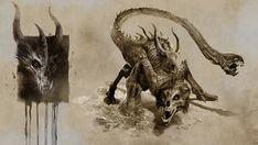 Skeletal Chimera - Legends of Creare Wiki - Wikia