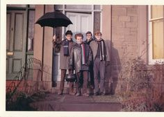 Where are they now, and why are they carrying a cauldron?  #tbt #dundeeuni50
