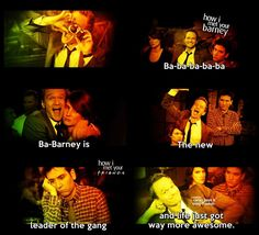 How I Met Your Barney