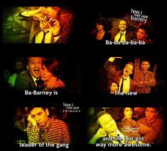 How I Met Your Barney
