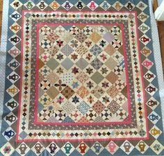 Tovernaald: Hoe een quilt zomaar een cadeautje kan zijn!