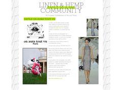 Masters of linen - Hiver - 2010 - 2011 Fashion Show couture by on aura tout vu. Haute Couture Fashion Week Paris