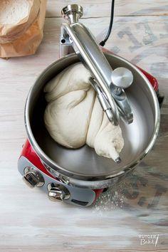 Dutch Recipes, Turkish Recipes, Bread Recipes, Baking Tips, Bread Baking, Baking Recipes, Cake Recept, Thermomix Bread, A Food