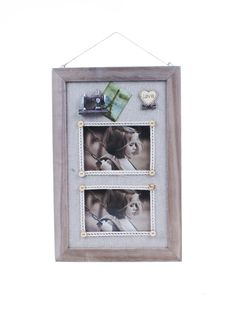 Ramka na dwa zdjęcia French Love lovelypassion.pl #shabbychic #vintage #country #shop #decor #home #dom #dekoracja #inspiration #beautiful #photo #frame