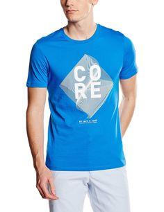 JACK & JONES Herren T-Shirt Jcocalio TEE SS Crew Neck: Amazon.de: Bekleidung