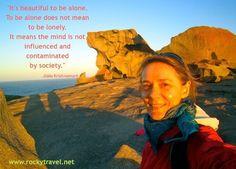 #travel #blog Rocky Travel