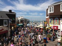 PIER 39 is a must on your list of your things to do in San Francisco, with sea lions, waterfront dining, street performers, live music, shopping and more.