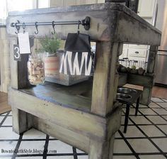 This site has tons of rustic cozy home ideas!