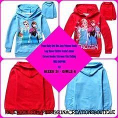 Great Accessories blog: Frozen baby girls Elsa Princess long sleeve childr...