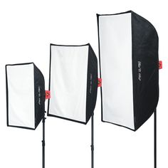 """Paul C Buff Foldable Softbox - Giant (30"""" x 60"""")  I keep two of these set up in my studio.  Really nice construction, they fold up like an umbrella so are also great for location studio work.   A little pricey but worth every penny."""