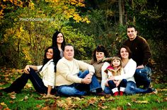 Photographs By Mish | www.photographsbymish.com | Pittsburgh Family Photography #FallPortraits