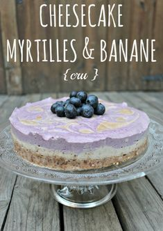 Once is not custom, the publication of this recipe sticks perfectly … – The most beautiful recipes Banana Cheesecake, Pumpkin Cheesecake Recipes, Pumpkin Recipes, Basic Cheesecake, Homemade Cake Recipes, Raw Food Recipes, Sweet Recipes, Desserts Crus, Gateaux Vegan