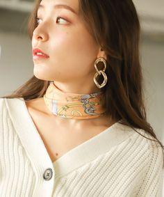 Pearl Earrings, Drop Earrings, Scarves, Jewelry Accessories, Fashion Jewelry, Chokers, Dots, Pearls, Women