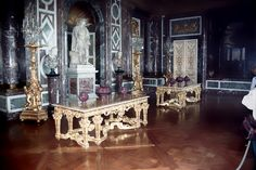 Versailles Luís Xiv, Palace Interior, Palace Garden, Palace Of Versailles, Marie Antoinette, Chandelier, Design Ideas, Marvel, France