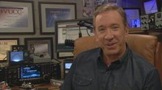 """Congratulations to actor Tim Allen from ABC's television program """"Last Man Standing"""" He is now an Amateur Radio Operator (HAM) with the callsign Too Funny . Tim Allen a Ham, Radios, Ham Radio License, I Gen, Last Man Standing, Good Buddy, Television Program, Good Communication, Favorite Tv Shows, Comedians"""
