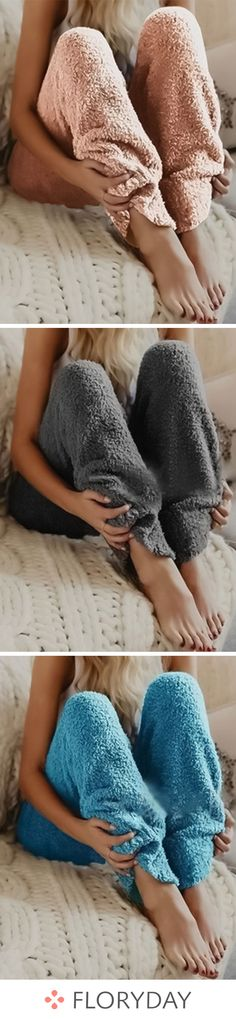 Loose pants, home pants, casual, lovely, style.