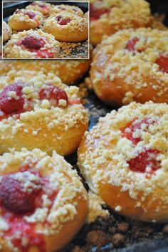 Doughnut, Bread Recipes, Oreo, Donuts, Muffins, Food And Drink, Sweets, Homemade, Cookies