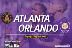 Prediksi Bola Atlanta United Vs Orlando City 8 Oktober 2020 Orlando City, Real Madrid, Montreal, Mercedes Benz, Atlanta, The Unit, Movie Posters, America, Film Poster