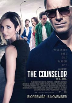 Ridley Scott's THE COUNSELOR adds 8th poster for Michael Fassbender starrer