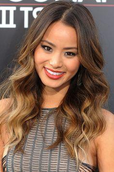 Hair Color For Asian Skin Tones Blonde Hair For Asian Skin Tone