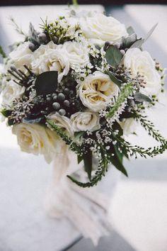 Industrial Chic New York Wedding - MODwedding