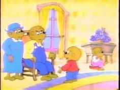 Berenstain Bears Learn About Strangers The Best ...