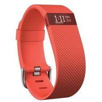 Fitbit Charge HR orangerot (L)