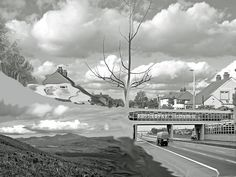 First (rather poor) Attempt at Doing a Thomas Barbey