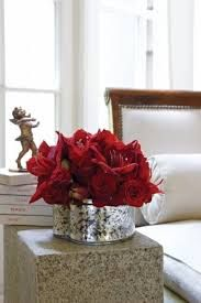 Image result for interiors with artificial flower corners ...maybe for bedside table