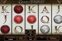 In December 2014 #Microgaming decided to launch their very own licensed version of the #GameOfThrones series in a slot machine game. Whether you are a fan of the #HBO show or the book series you can enjoy a trip to #Westeros with this slot machine.   Whats #hot: The licensed characters, the atmosphere and the dedication to keeping the art style with the house symbols.  Whats #not so hot: Bonuses are a little bit l