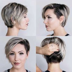 Chloe Brown Short Hairstyles - 13
