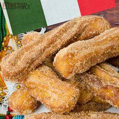 Healthy Baked Churros - No-Guilt Recipe for Cinco de Mayo
