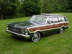 Old Station Wagon | ... but station wagons hold a special place in the hearts of many a hoon