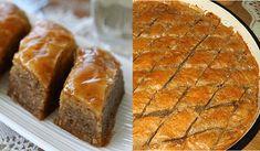 Baklava Dessert, Baklava Cheesecake, Bosnian Recipes, Croatian Recipes, Baking Recipes, Cookie Recipes, Dessert Recipes, Macedonian Food, Kolaci I Torte